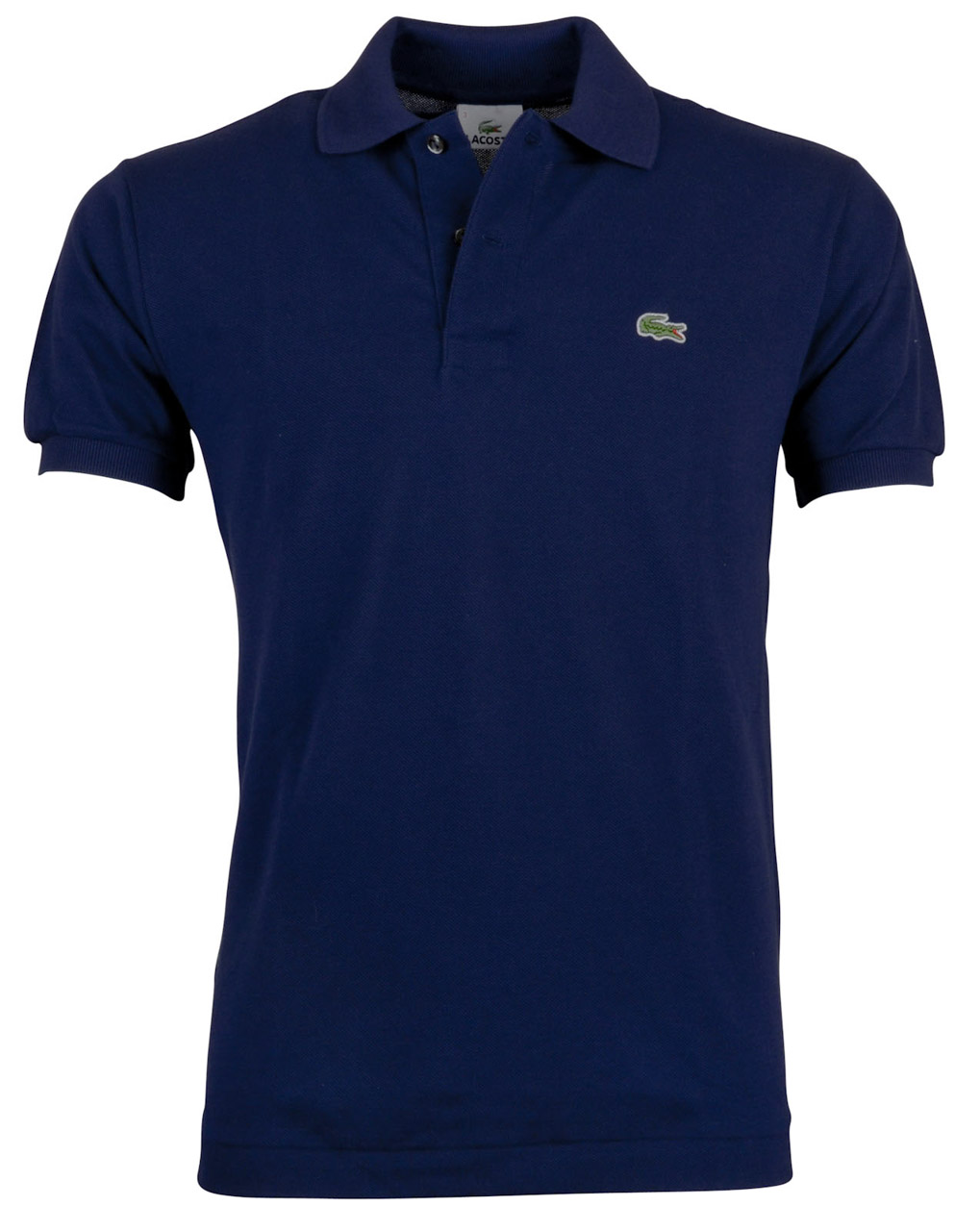 Lacoste Polo Regular Fit Donkerblauw L
