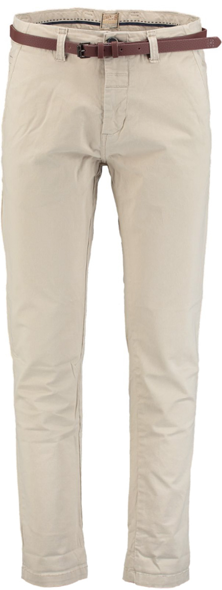 Dstrezzed Presley Chino Pants with belt -NOS