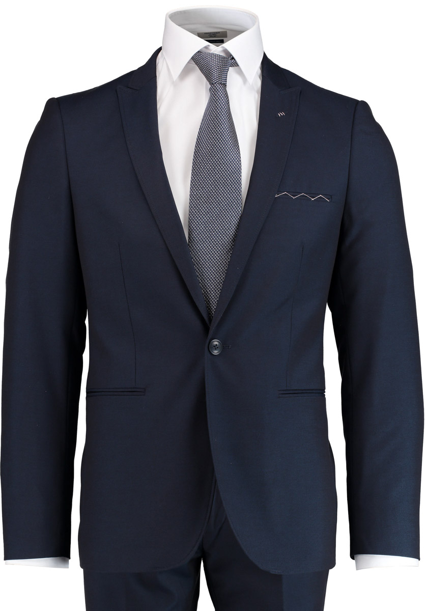 Born with Appetite Bwa Sneaker Suit Drop 9 183029SN41/290 navy - Maat 54
