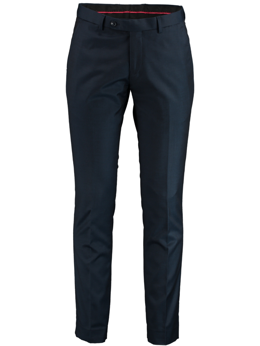 Born with Appetite Sneaker Suit Super Slim Fit SN navy