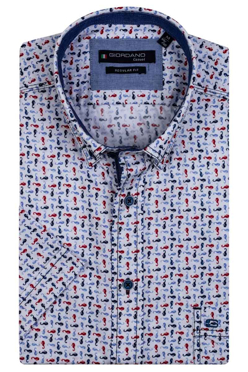 Giordano Sky SS Button Down 106024/30 - Maat M
