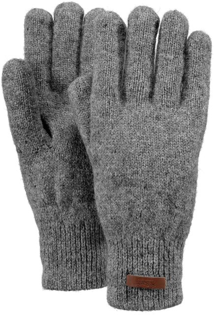 Barts Haakon Gloves 0095/grey