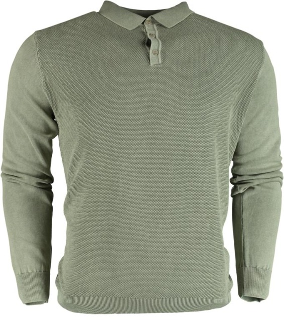 Born with Appetite Benny - Polo Ls 21105BE15/340 green