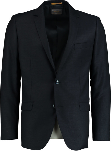Born with Appetite colbert donkerblauw slim fit 183038LO43/290 navy