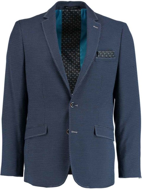 Born with Appetite Granite Jacket Drop 8 183038GR96/240 blue
