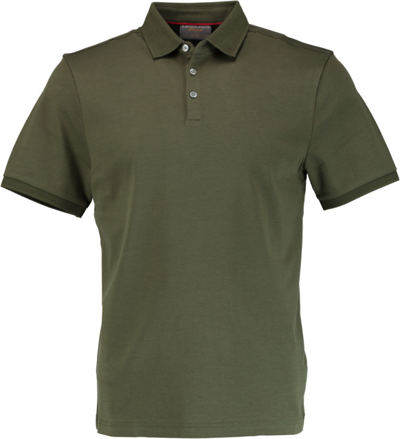 Born with Appetite Liquid - Polo Plain Liquid Qu 18108LI35/368 olive