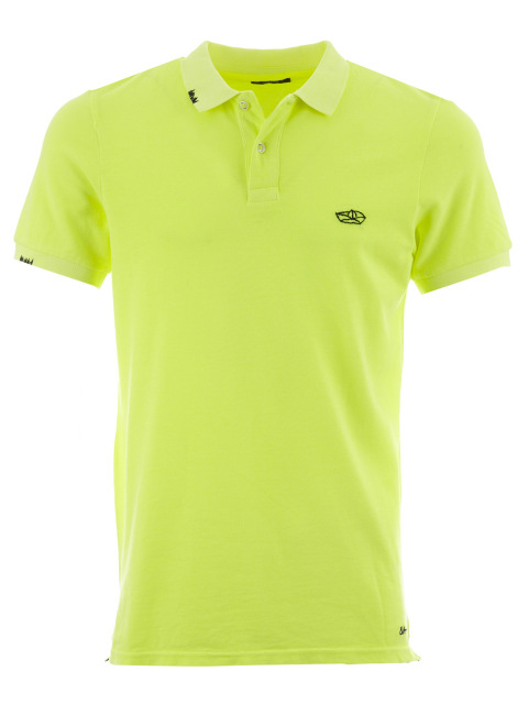 Born with Appetite Polo Fluor 18108FL47/410 Yellow