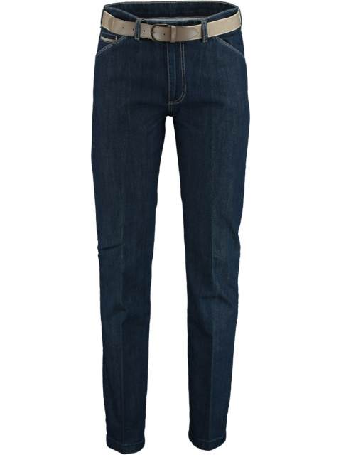 Bos Bright Blue Bos bright Blue contrast jeans 3F.1805/167