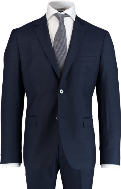Bos Bright Blue Lyon - 2 Pcs Suit, Drop 7,5 183027LY23SB/290 navy