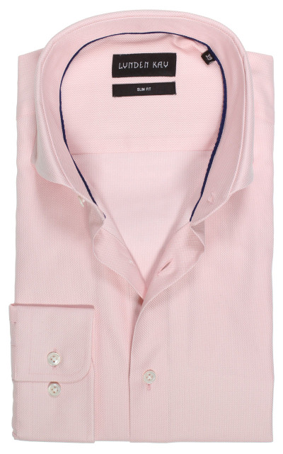 Bos Bright Blue Monti oxford Lynden Kay 8-07/roze