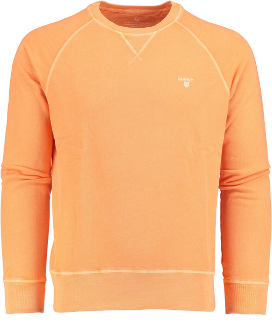 Gant O1. Sunbleached C-Neck Sweat 266100/809