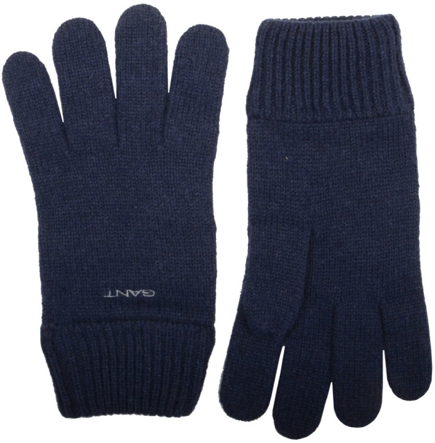 Gant O2. Knitted Wool Gloves 9930000/410