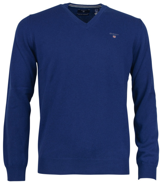 Gant super fine lambswool v-neck 86212/436
