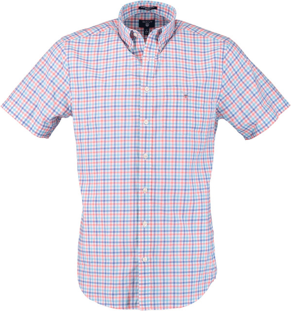 Gant The Broadcloth gingham SS 3046851/643