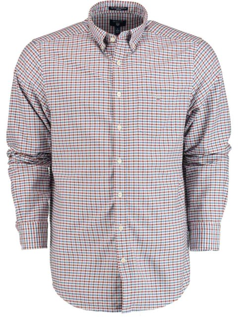 Gant The Oxford 3 Col Gingham Reg B 3056500/230