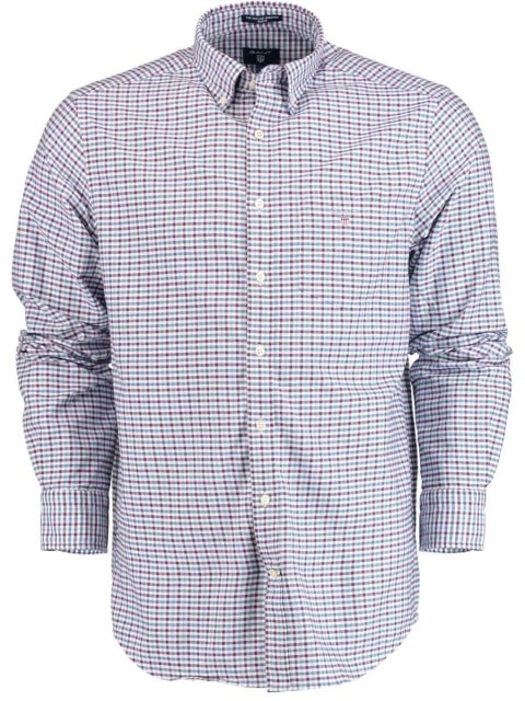 Gant The Oxford 3 Col Gingham Reg B 3056500/511