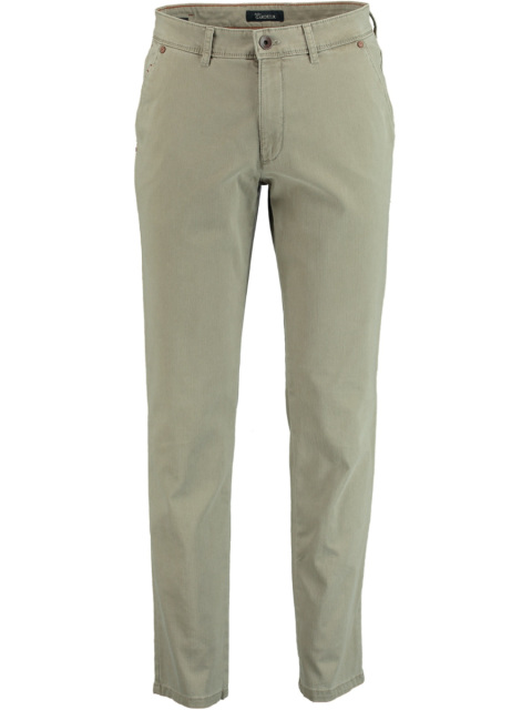 Gardeur Broek Falko Regular Fit Beige 411121/12