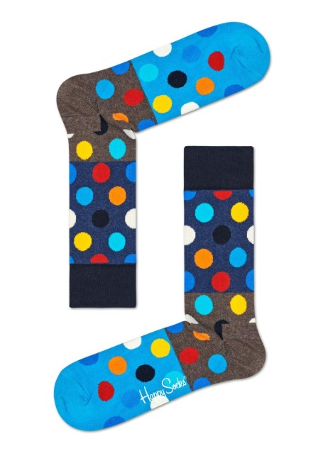 Happy Socks happy socks Big Dot sokken BDB01/8300