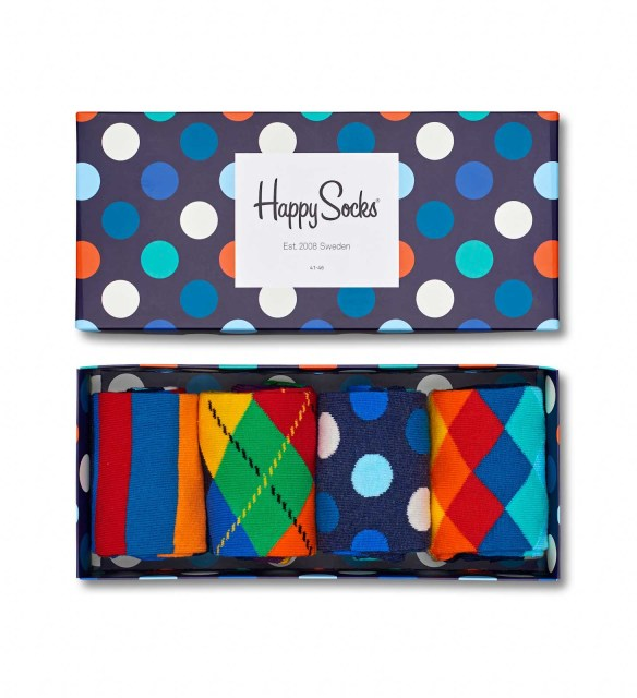 Happy Socks Mix Gift Box XMIX09/6000