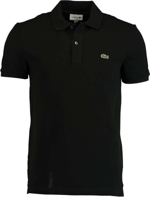 Lacoste Polo Zwart Slim Fit PH4012/031