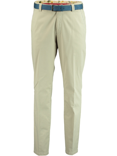 Meyer chino broek new york beige 1241500300/33
