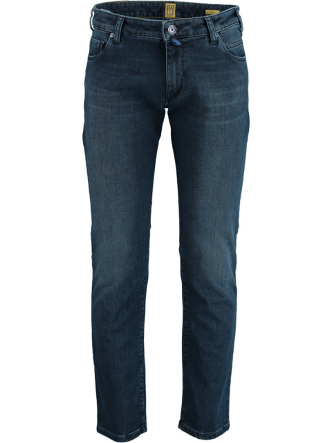 Meyer jeans m5 modern fit blauw 3619621100/18