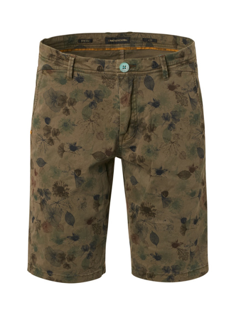 No Excess Short Garment Dyed Twill Stre 118190322/055