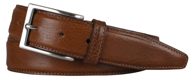 Profuomo BELT CALF LEATHER COGNAC PP1R00074/1