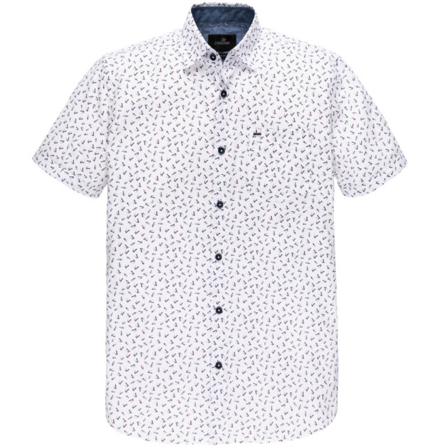 Vanguard Short Sleeve Shirt Print on p VSIS204280/7003