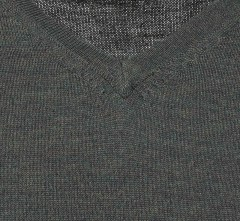 Bos Aron V-Neck Washable Merino SPE17305AR12/347