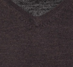 Bos Aron V-Neck Washable Merino SPE17305AR12/870