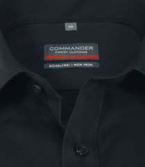 Commander NOS-Cityhemd Body Fit 1/1 Arm 213009307/900