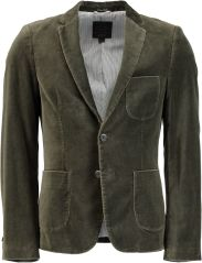 Dstrezzed Blazer Washed Velour 111117/13