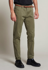 Dstrezzed Chino Pants belt stretch Twil 501146/511