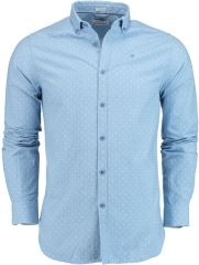 Dstrezzed Shirt BD Jaquard Dot flannel 303112/85