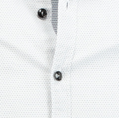 Dstrezzed Shirt Fine Weave stretch 303111/1