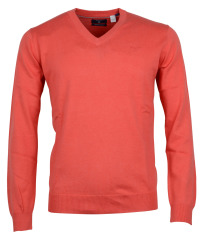 Gant lt. weight cotton v-neck 83072/681