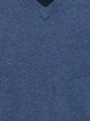 Gant Lt. Weight Cotton V-Neck 83072/902