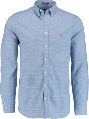 Gant O2. Stretch Oxford Check Reg B 3000760/447