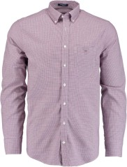 Gant O2. Stretch Oxford Check Reg B 3000760/522