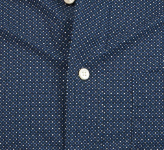 Gant printed broadcloth dot reg bd 3040230/436