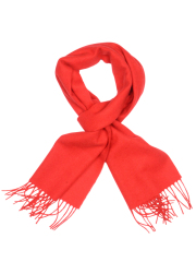 Michaelis SCARF RED SOLID PM1S30001D/U