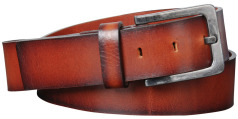 Profuomo BELT LEATHER POLISH COGNAC PP1R00067/1