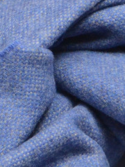 Profuomo SCARF BLUE SOLID PP1S30011C/M