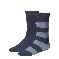 Tommy Hilfiger TH MEN RUGBY SOCK 2P 342021001/356