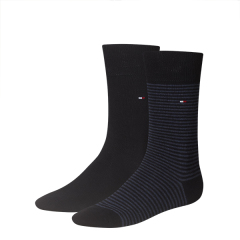 Tommy Hilfiger TH MEN SMALL STRIPE SOCK 2P 342029001/322