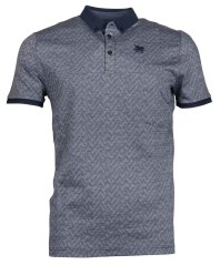 Vanguard POLO MERCERIZED 2 TONE PIQUE VPSS175609/5073